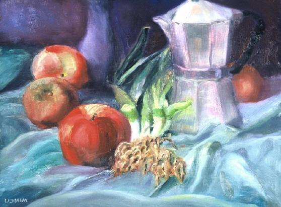 Apple-Onion Marriage