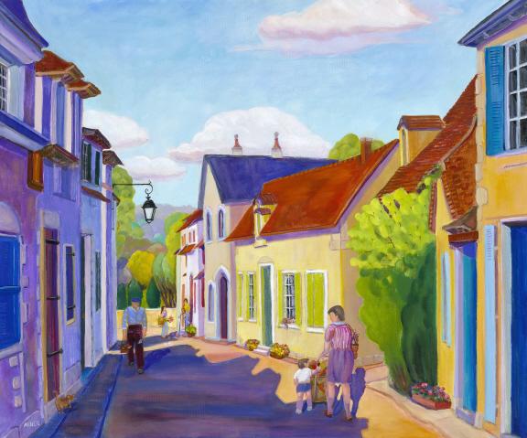 Market Day by Bonnie Mincu
